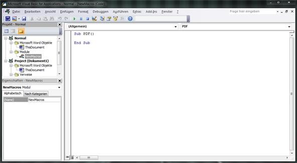 How to Save Your Word Document as PDF with One Click (Using a Macro)