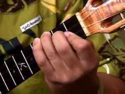 Playthe ukulele instrument - Part 2 of 2