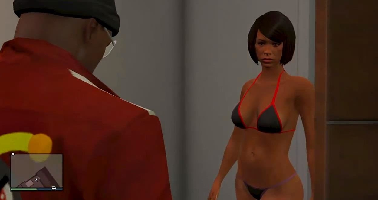 For the gta online strippers naked question