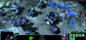 Complete the Moebius Factor mission in StarCraft II on Hard