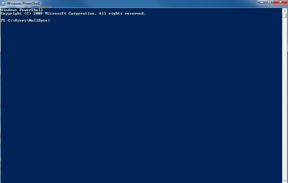 Hack Like a Pro: Scripting for the Aspiring Hacker, Part 3 (Windows