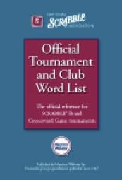 tournament word list twl scrabble dictionary