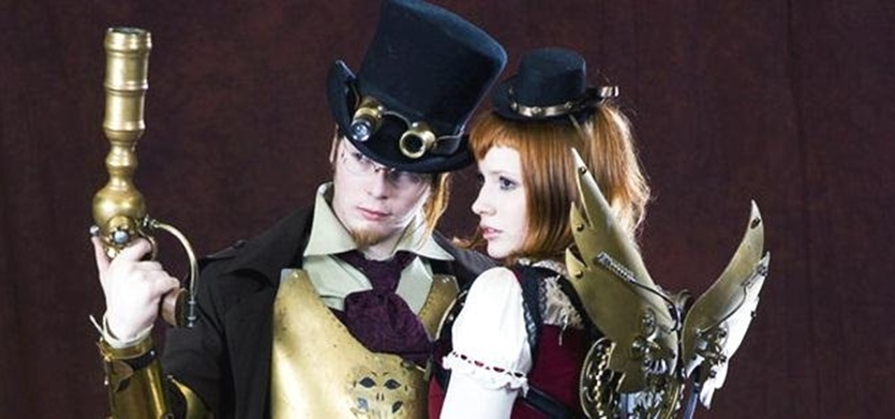 How to Create a Steampunk Persona « Steampunk R&D ...