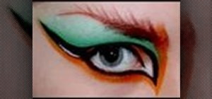 Create Kylie Minogue eyes