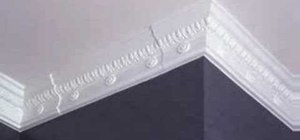 Use crown molding