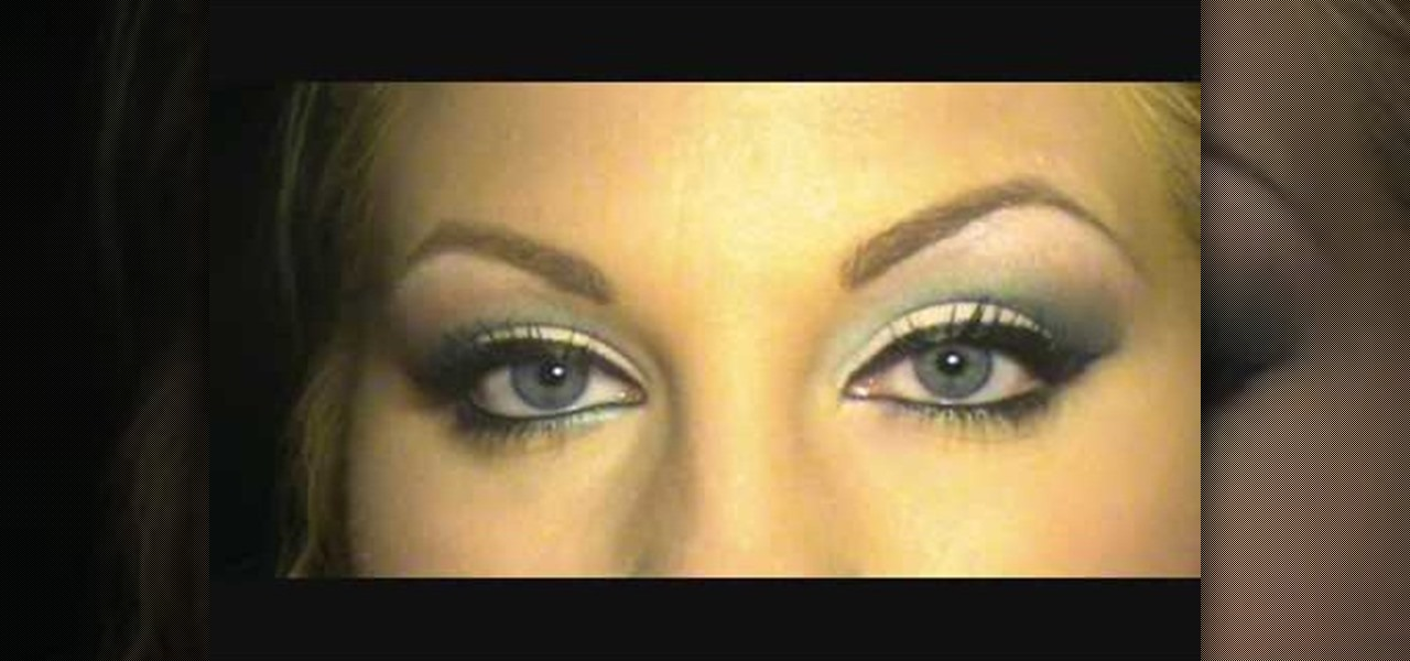 How to Apply MAC 34 fake eyelashes u00ab Makeup :: WonderHowTo