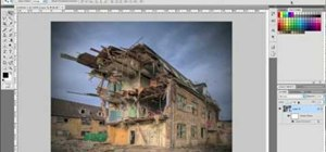 Apply three-step processing in Adobe Photoshop