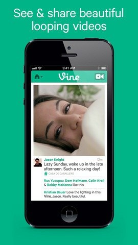 Twitter's New Vine App Lets You Embed GIF-Style Videos into Your Tweets