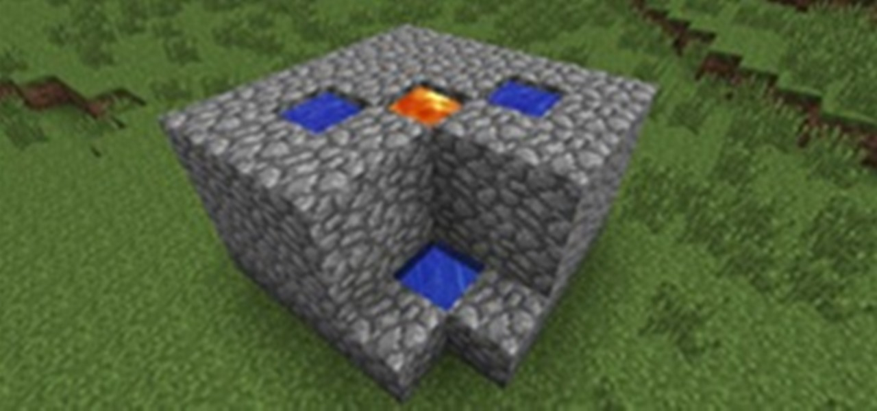 How to Create an Automatic Cobblestone Generator in