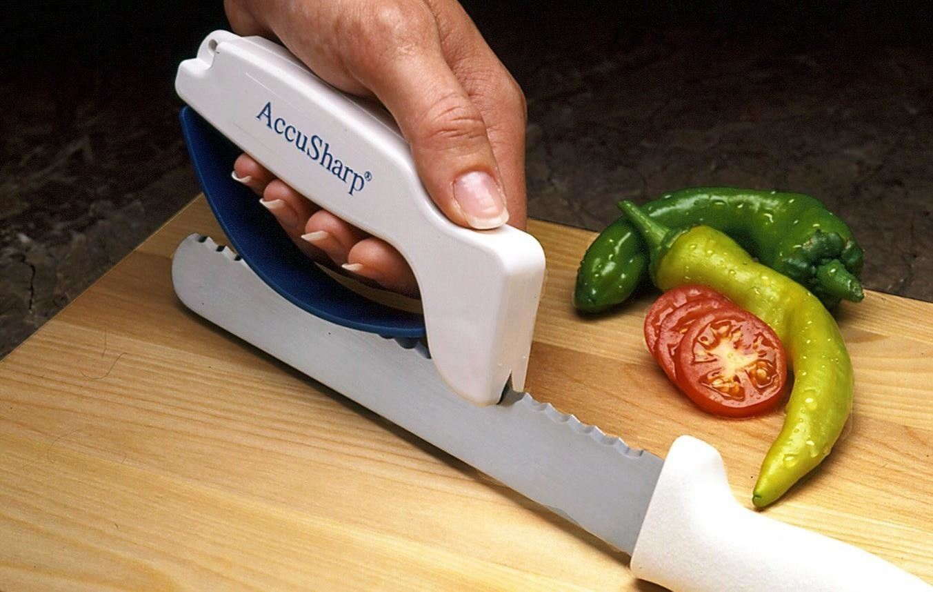 Food Tool Friday: This $9 Idiot-Proof Knife Sharpener Gets Amazing Results
