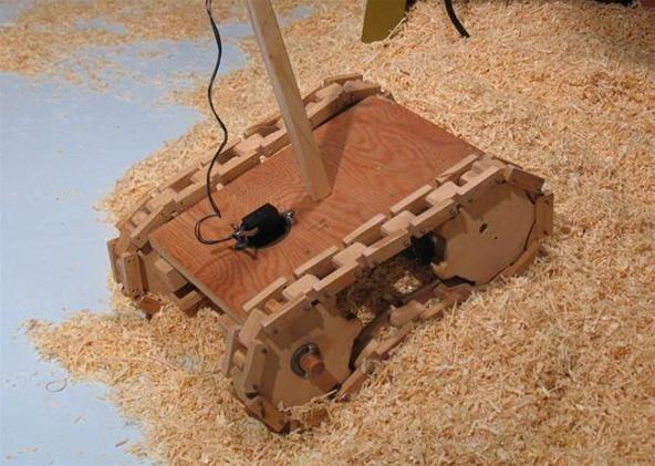 Creator Spotlight: Matthias Wandel, Prolific Woodworking Machinist