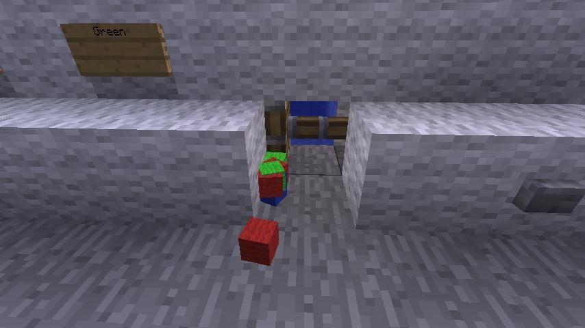 minecraft sorter machine