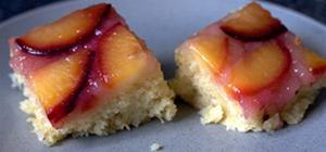 Plum Kuchen (German Coffee Cake)