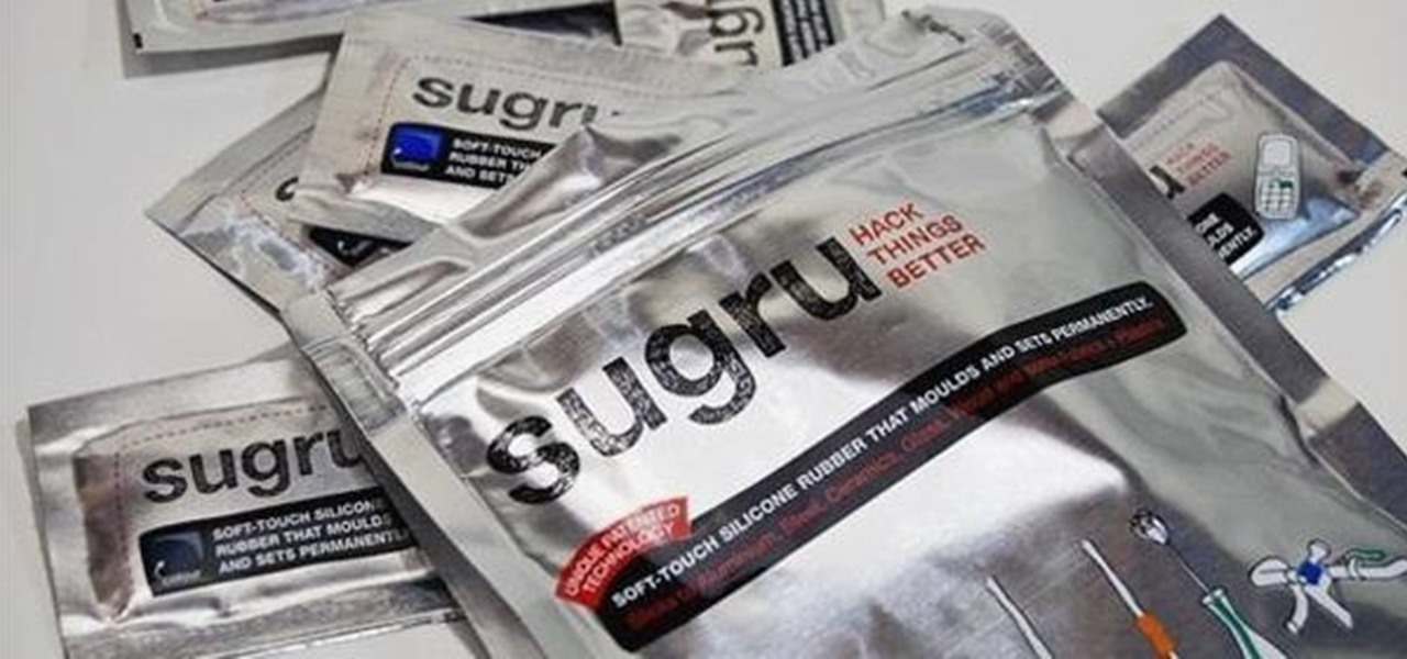 Mad Science Giveaway: What Would You Do with Sugru, the