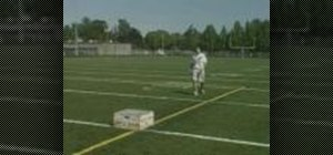 Practice box jumps & hops for football