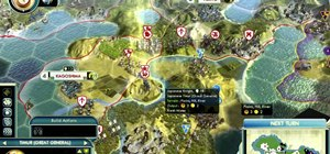 Run effective and victorious combat when playing Civilization V