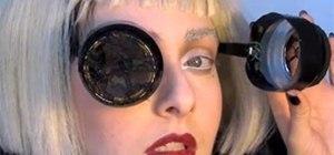 Do Lady Gaga's Makeup From 'Alejandro'