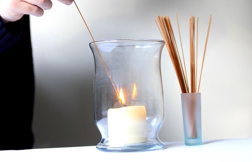 How to Light Hard-to-Reach Candles & Pilot Lights Without Extra Long Matches or Lighters