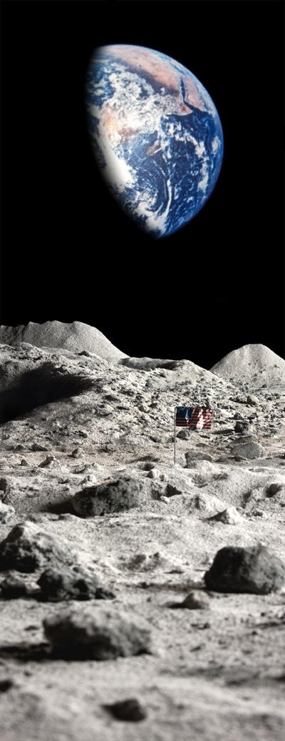 Teeny Tiny Models of Natural Disasters, Fires and Outerspace