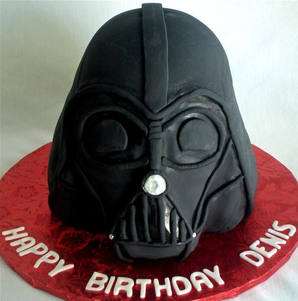 Insane Star Wars Cakes Part 1
