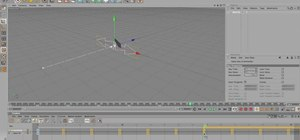 Use animation presets in Cinema 4D