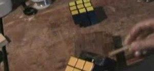 Make a Siamese Rubik's Cube