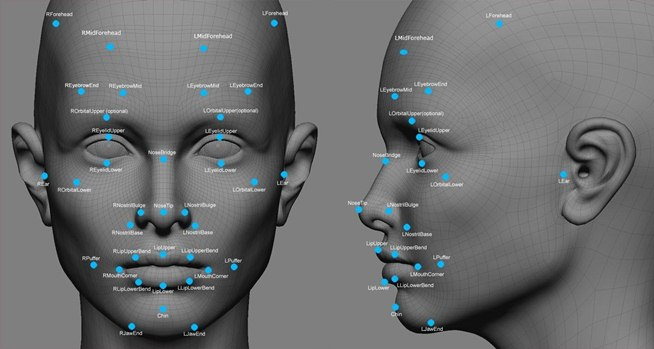 Want have augmented reality facial recognition naic