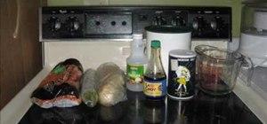 Make Japanese pickles