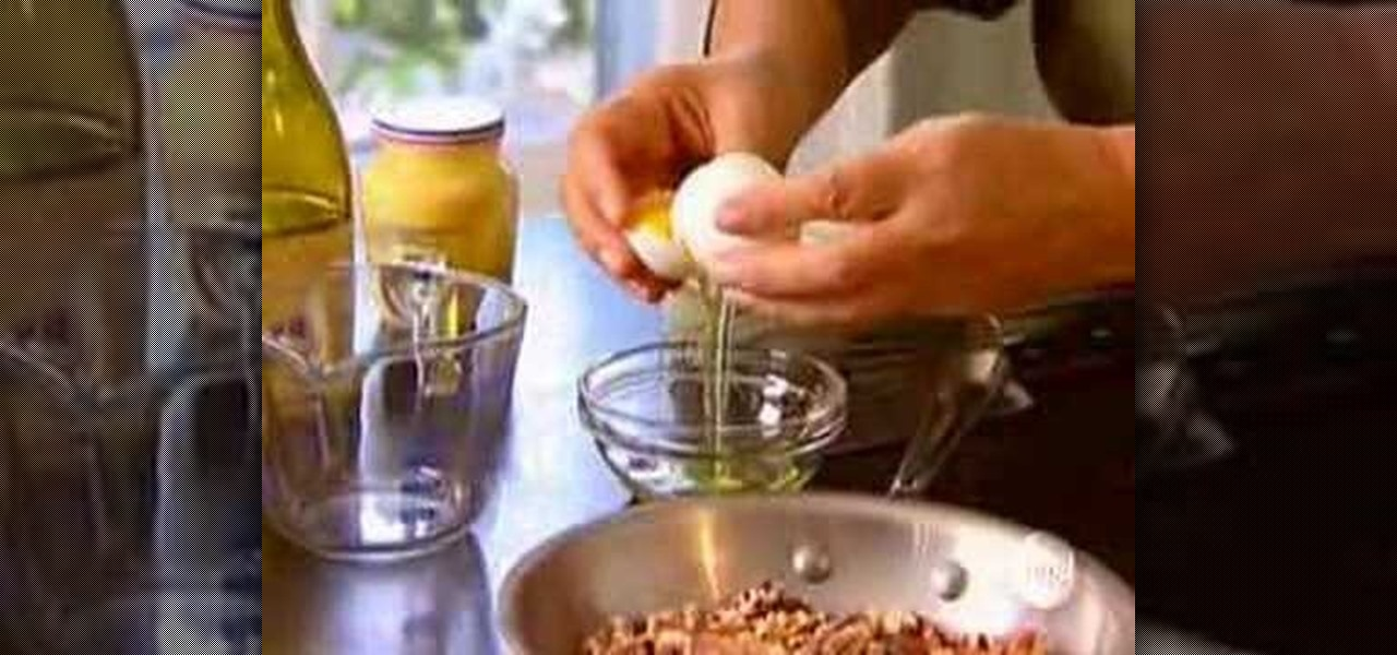 How to Make a endive pear salad with the Barefoot Contessa