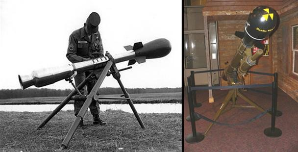 Top Ten Loony Military Projects:  Bat Bombs and...