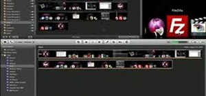 Import & edit video clips in iMovie 08