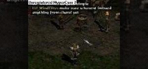 Glitch wirt's leg in Diablo II