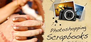Create scrapbooks in Photoshop