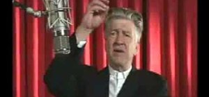 Expand your consciousness like David Lynch