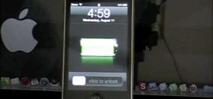 Jailbreak your iPod Touch 2G or iPhone 3G with redsn0w