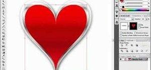 Draw a vector heart in Adobe Illustrator