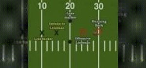 Practice team block and run drills