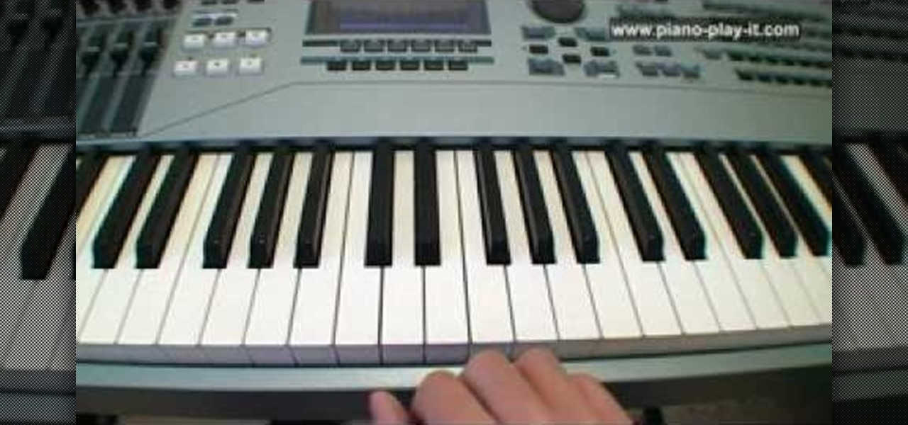How To Play Diminished Chords On A Piano Or Keyboard Piano