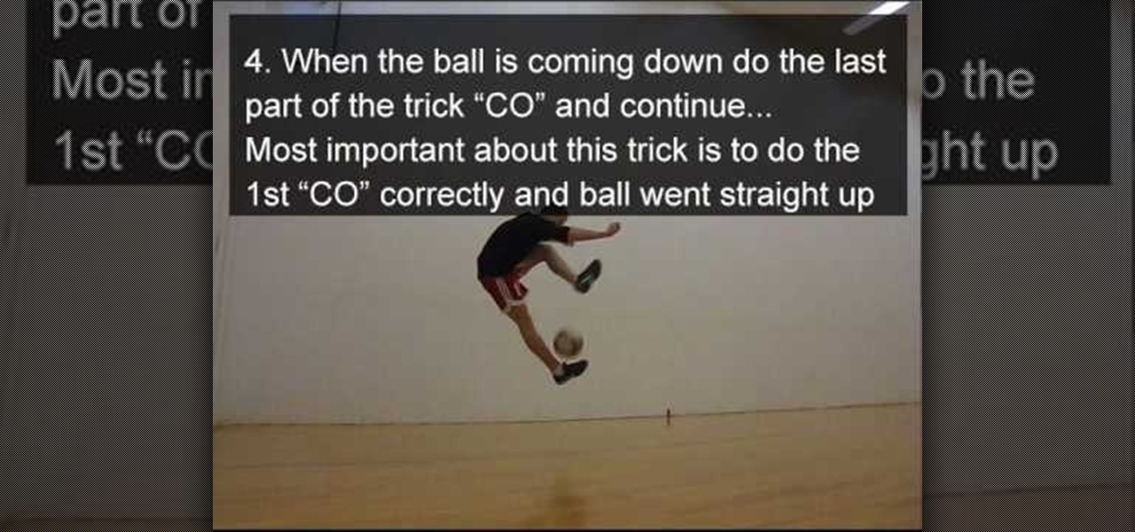 how to do a crossover 360 crossover advanced freestyle soccer trick soccer wonderhowto. Black Bedroom Furniture Sets. Home Design Ideas
