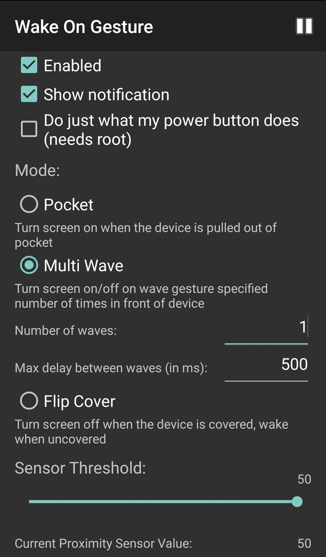 How to Get the Galaxy S6's Wake Gesture on Any Android