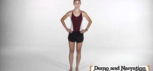 Do arch raisers to increase balance and strength for running