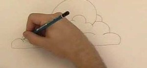 Draw clouds that you can touch