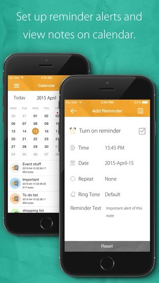 How to Add Voice Recordings & Photos to Your Digital Diary Notes and Password Protect Them in iPhone