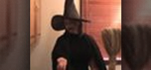 Make a great witch costume