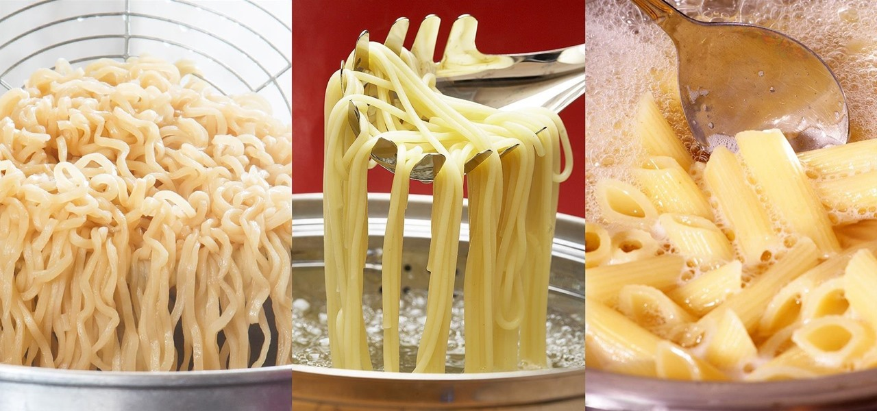 One-Minute Pasta! Plus More Revolutionary Pasta-Cooking Hacks You Need to Know