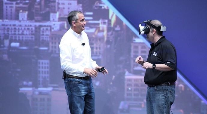 Windows Holographic Is Coming to Intel's Project Alloy Cord-Cutting Headset