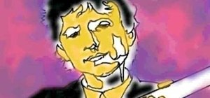 Draw folk legend Bob Dylan