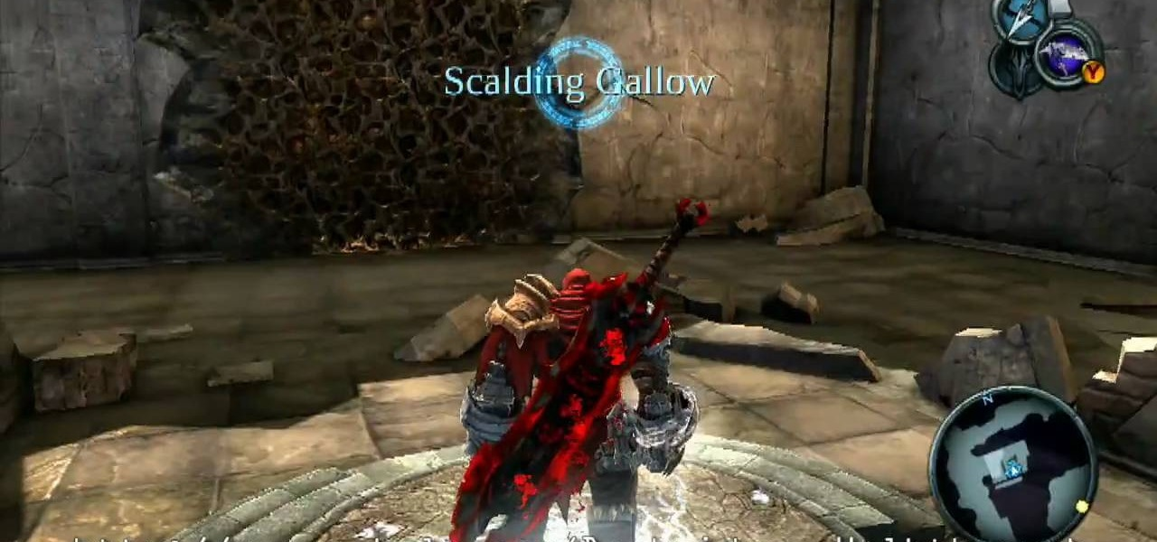 How to Walkthrough Darksiders Iron Canopy - Silithau0027s Heart « Xbox 360  WonderHowTo & How to Walkthrough Darksiders: Iron Canopy - Silithau0027s Heart ...