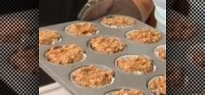 Make sweet potato muffins
