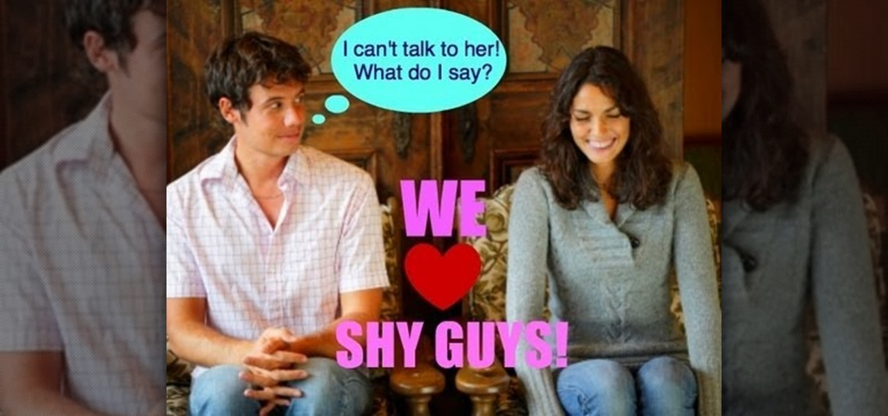 How To Ask Out A Shy Girl